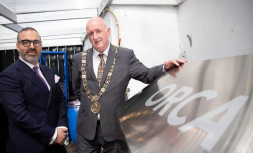 First On-site Aerobic Food Waste Recycling Technology Unveiled