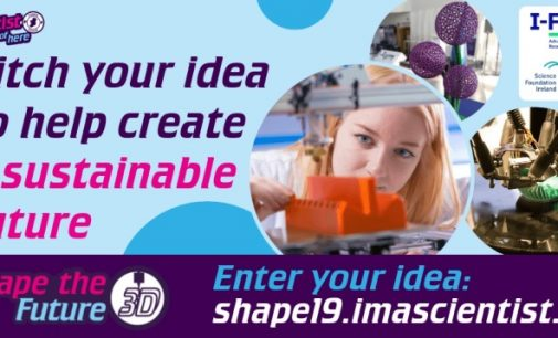 3D Printing Competition Launched to 'Shape the Future' For a Sustainable World