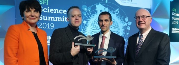 Two Leading University College Dublin Researchers Win 2019 Science Foundation Ireland Awards