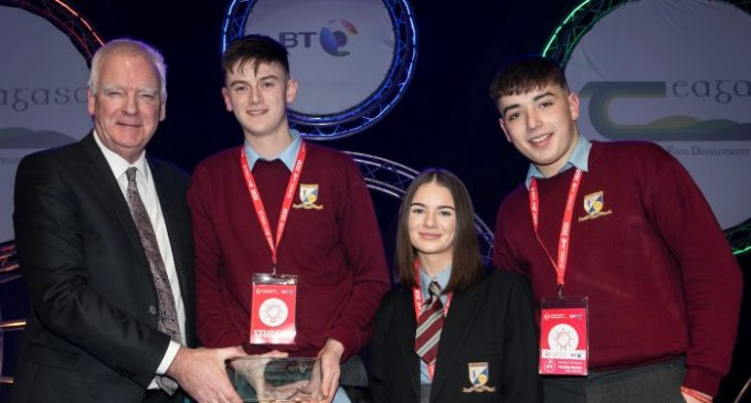 'Herbal Leys – Milk Production for the Future' Wins Teagasc Award at BTYSTE 2020