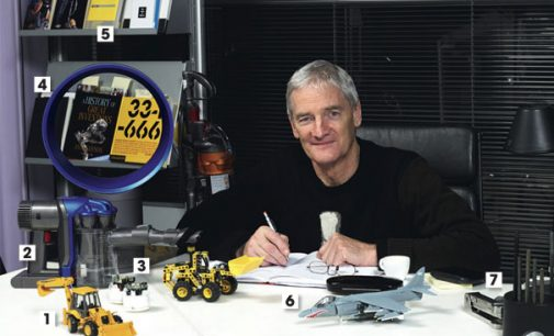 Dyson Invests stg£5m to Develop the Domestic Robots of the Future