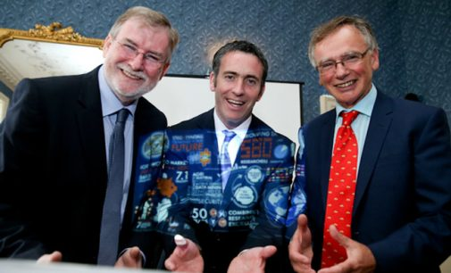 Tyndall and TSSG plan €82m fund for 10 internet start-ups