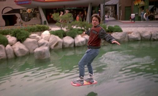 US start-up crowdfunds hoverboards to support R&D for levitating buildings