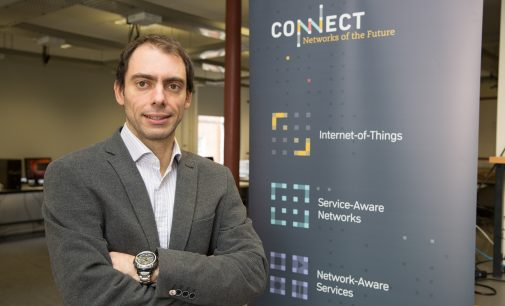 Connect centre launches €1 million telecoms research project, O'SHARE, at Trinity College Dublin