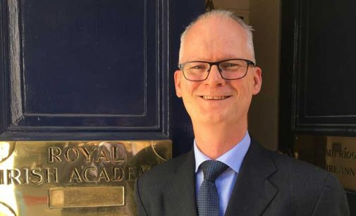 UCC engineer elected Royal Irish Academy president