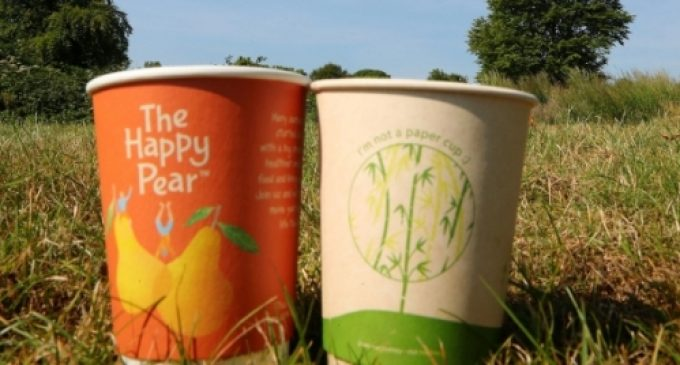 Ireland's Most Sustainable Paper-free Cup Launched