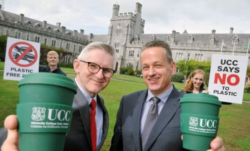 Ireland's First Plastic Free Café at University College Cork