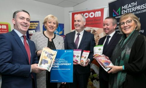€29 Million in Government Funding Through the Regional Enterprise Development Fund