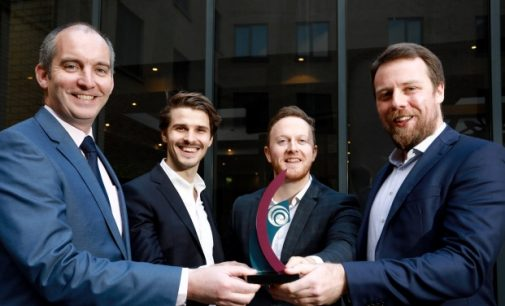 Output Sports Named Best Early Stage Company in Dublin