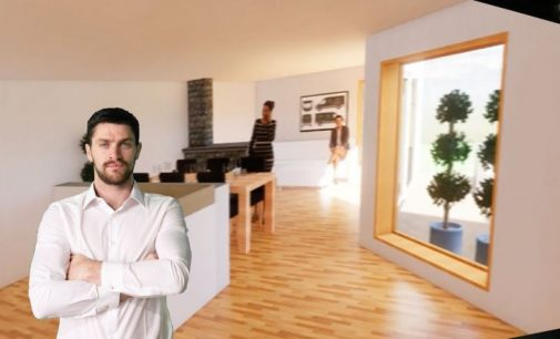 New Irish Start-up Uses Virtual Reality Tech to Design Customised Homes