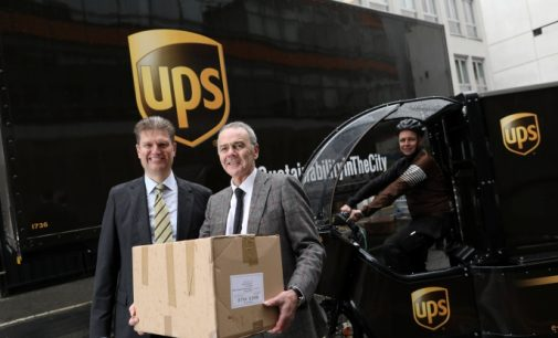 UPS and Trinity College Announce 5-Year Sustainability Partnership