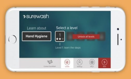 Irish Tech Company Launches Augmented Reality Hand-washing App